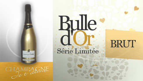Cuvée Bulle d'Or
