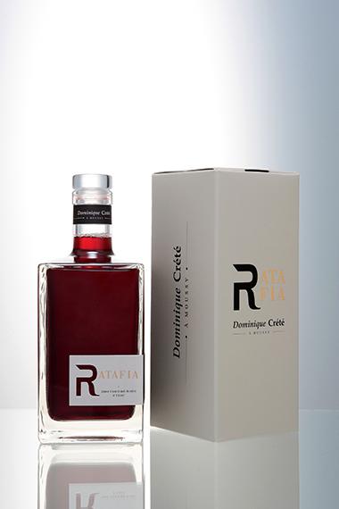 Ratafia Excellence Rouge - Champagne Dominique Crété